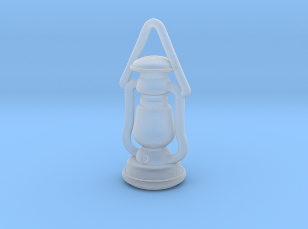 Lantern 1:32 miniature scale in Smooth Fine Detail Plastic