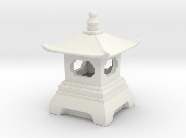 Japanese Pagoda/Lantern figure (hollow)