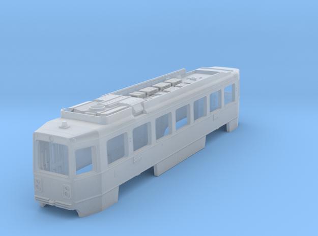 N Scale SEPTA Kawasaki LRV Single-End  in Smoothest Fine Detail Plastic