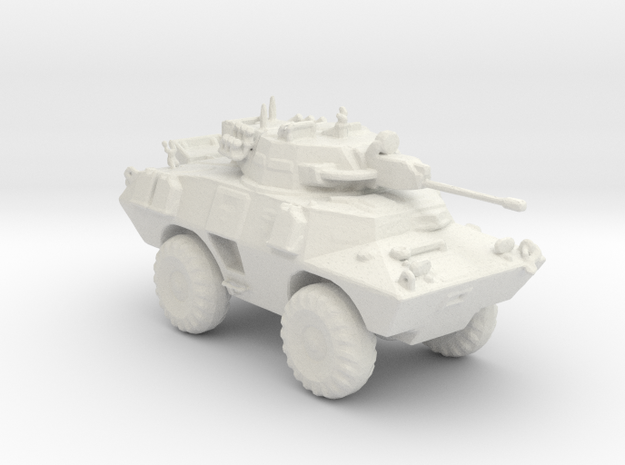 LAV 150 220 scale in White Natural Versatile Plastic