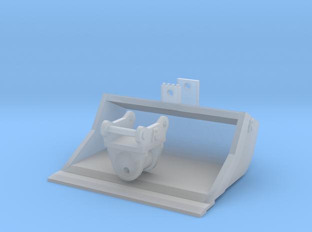 Miniatuur kantelbak voor spoorkraan 1.80 breed mod