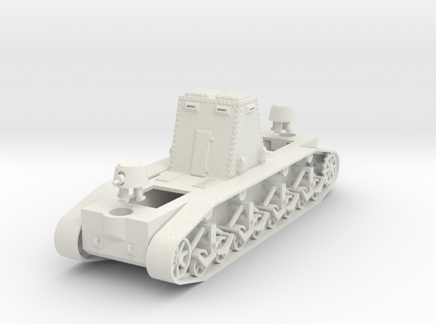 1/100 JN-2 TO Supply Vehicle (mid-production) in White Natural Versatile Plastic