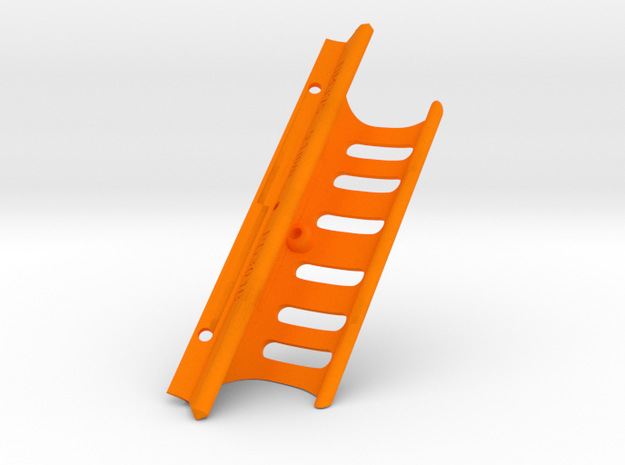 DM375, O'Day Mariner, 91mm MastGate in Orange Processed Versatile Plastic