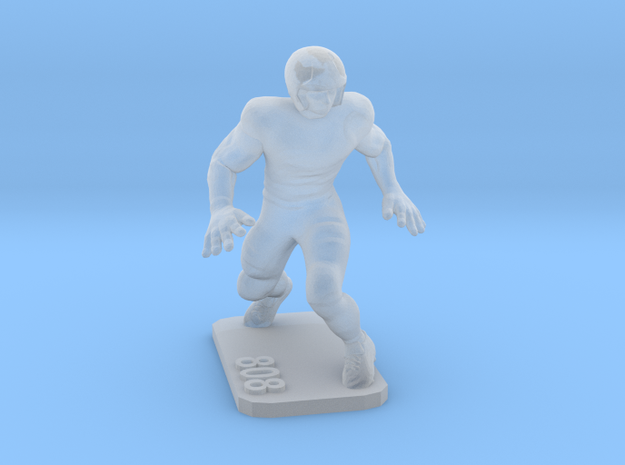 Ware 2 in Smooth Fine Detail Plastic