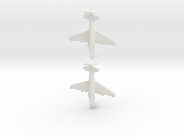1:700 BV P.193  (Set of 2) in White Natural Versatile Plastic