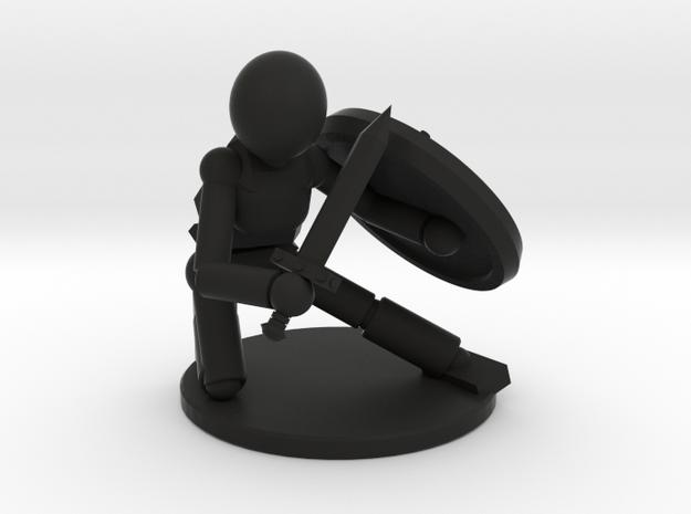 Prototype: Female Sword