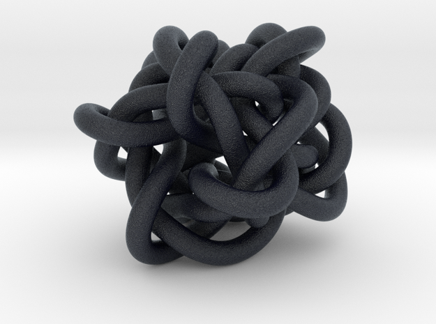 B&G Knot 06 in Black Professional Plastic