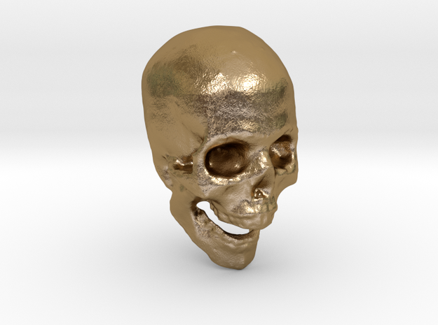 skull hollowed