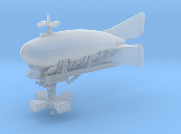 Last Exile. Anatoray Scout Airship
