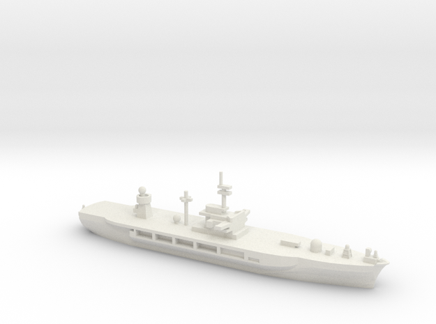 Blue Ridge-class command ship, 1/1800