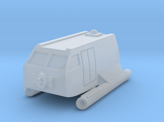 285 Scale General Administrative Shuttle MGL in Smooth Fine Detail Plastic