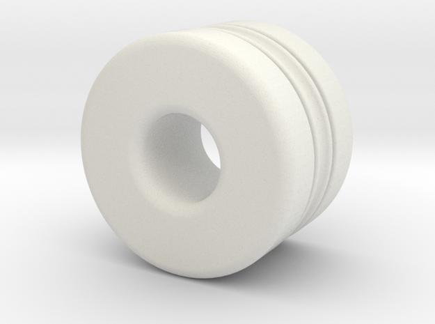 T-std030X in White Natural Versatile Plastic