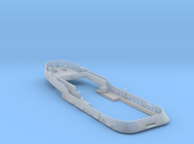 Main Deck & Bullwark 1/160 V56 fits Harbor Tug in Smooth Fine Detail Plastic