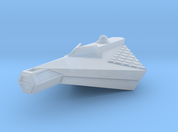 285 Scale Tholian Spider-II Fighter SRZ in Smooth Fine Detail Plastic