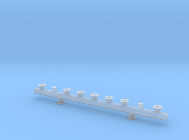 Dampfsammler V4 - 1:120 TT in Smooth Fine Detail Plastic