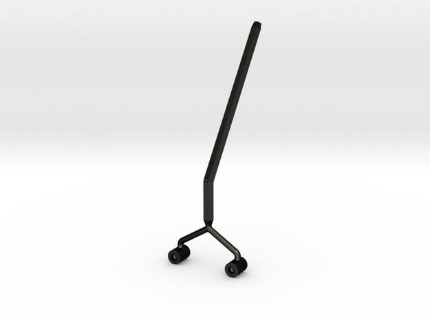 ESD tool_bendshaft_cup in Matte Black Steel