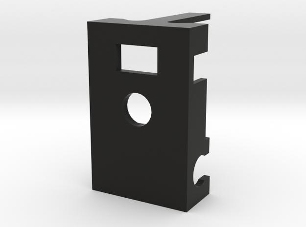 Prototype MAC-10 Front End in Black Natural Versatile Plastic