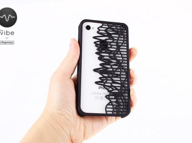 The Vibe iPhone Case - 3960419:48.07 3d printed