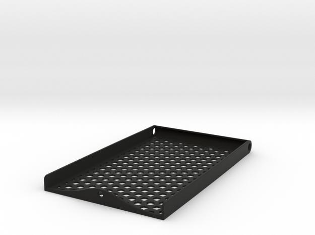 Code Card Case Base V2 in Black Natural Versatile Plastic