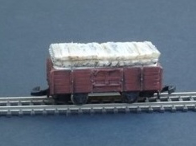 Wagon Tombereau Load Table - Nm - 1:160