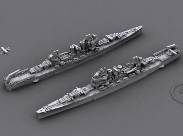1/1800 US CL Brooklyn(1942) 3d printed aircraft not include