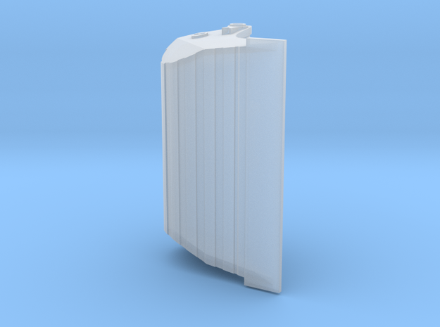 Miniatuur Steelwrist GB-15 S60 1:50 in Smooth Fine Detail Plastic
