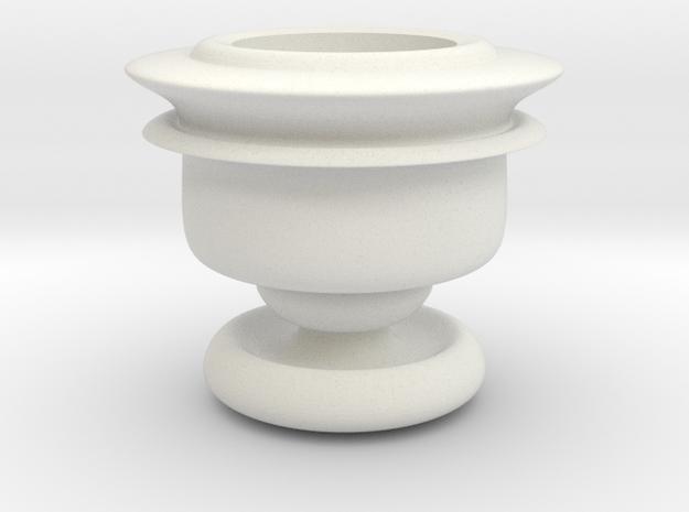 106107112吳兆陵01 in White Natural Versatile Plastic: Extra Small