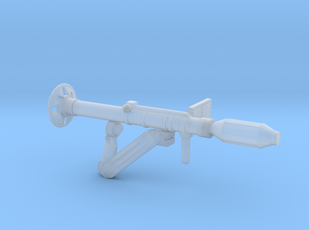 Dust 1947: Steel Guard RPG Arm in Smooth Fine Detail Plastic