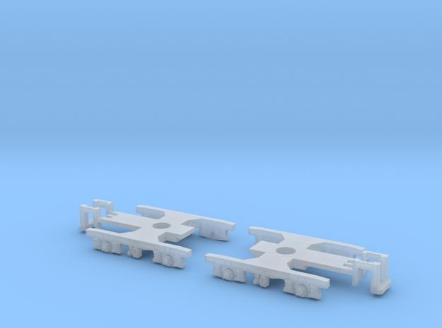 sig-t bogie-frame in Smooth Fine Detail Plastic
