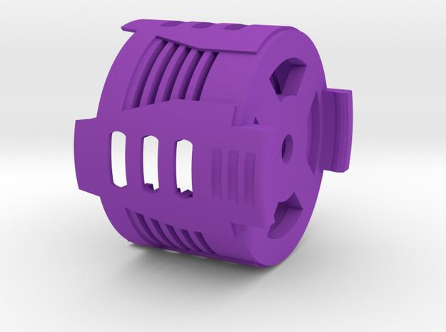 WS-Lite1-2 in Purple Processed Versatile Plastic