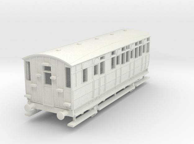 0-100-mslr-jubilee-brake-3rd-coach-1 in White Natural Versatile Plastic