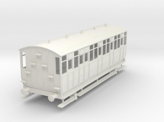 0-32-met-jubilee-saloon-coach-1 in White Natural Versatile Plastic