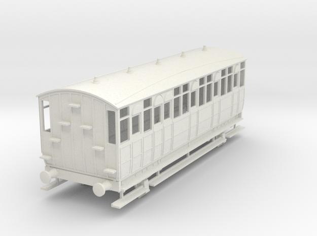 0-55-met-jubilee-saloon-coach-1 in White Natural Versatile Plastic