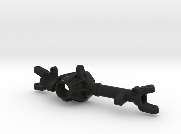 NC60 170mm Front Linked L Drop for RC4WD Gelande 2 in Black Natural Versatile Plastic