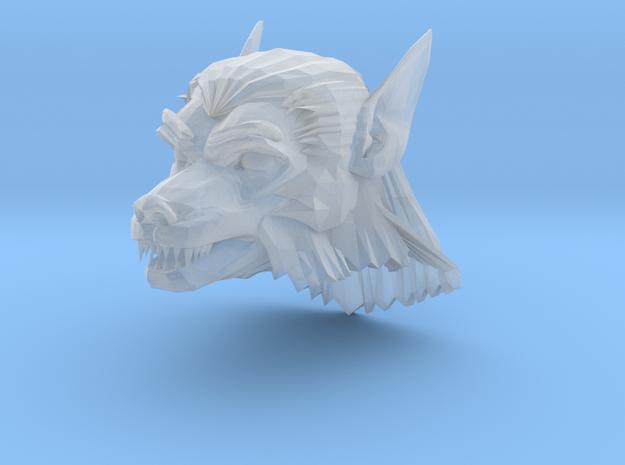 werewolf head 1