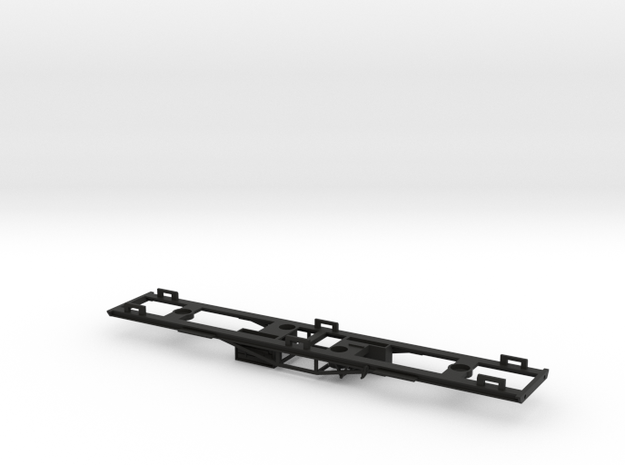 OO GWR Siphon J - Part 1 Chassis
