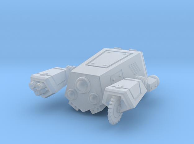 AssaultBot v1.0 in Smooth Fine Detail Plastic