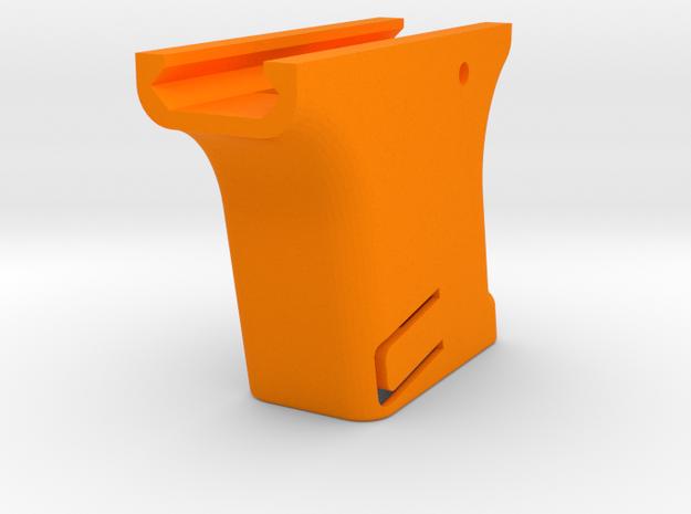 G-Series Magazine Forward Grip for Carbine in Orange Processed Versatile Plastic