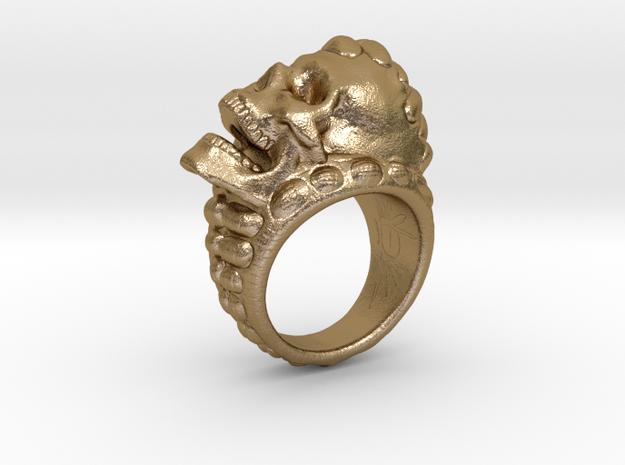 skull-ring-size 7