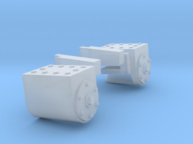 RAR cylinders Charlton