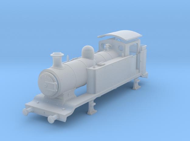 LB&SCR E2 - 2FS - 1:152 in Smooth Fine Detail Plastic