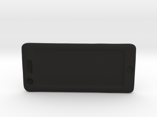 Phone for PashaPasha New York in Black Natural Versatile Plastic: Large
