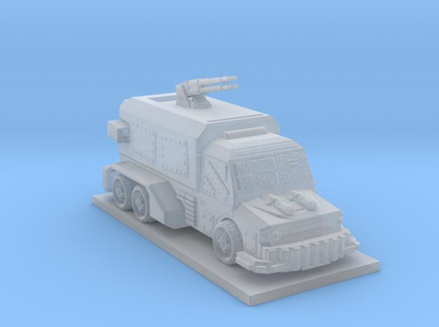 Heavy Prisoner Transport in Smooth Fine Detail Plastic