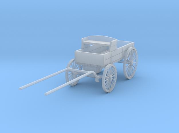 HDV03B Ranch Wagon - Mini Whinnie (1/64) in Smooth Fine Detail Plastic