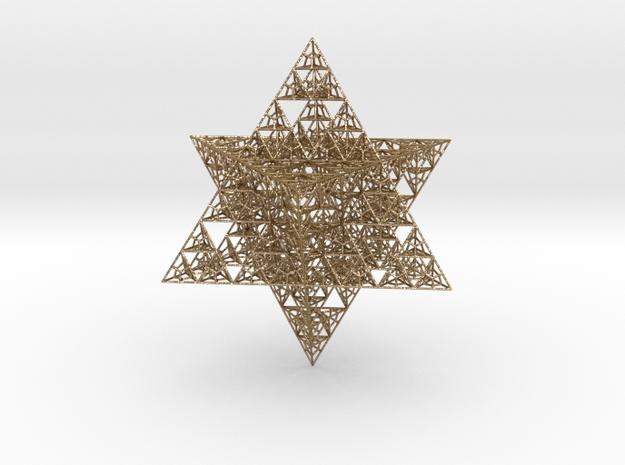 Sierpinski Merkaba V (downloadable)