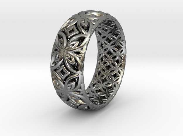 Java Ring Kawong Double Pattern
