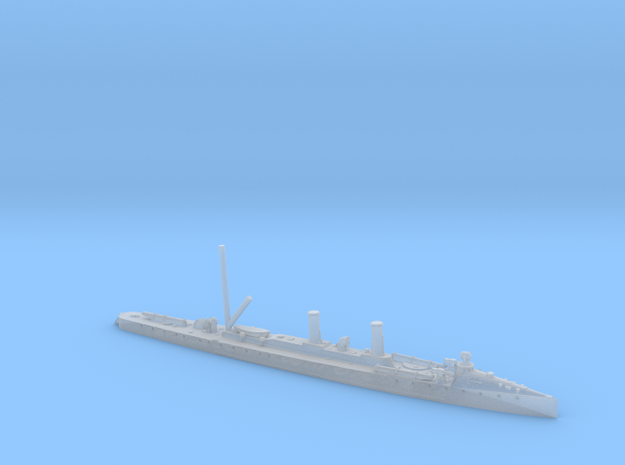 SMS Kígyó 1/700 in Smooth Fine Detail Plastic