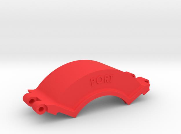 690-13667-01 in Red Processed Versatile Plastic