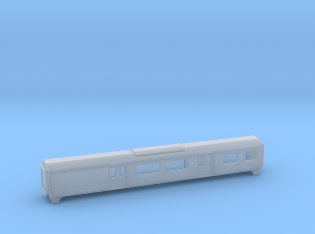 Siemens Desiro City Class 700 TOSLW 1/148 N Gauge in Smooth Fine Detail Plastic