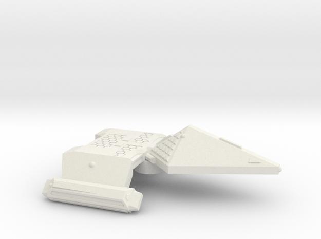3788 Scale Neo-Tholian Frigate SRZ in White Natural Versatile Plastic